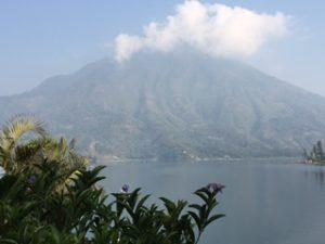 Day 8 volcano